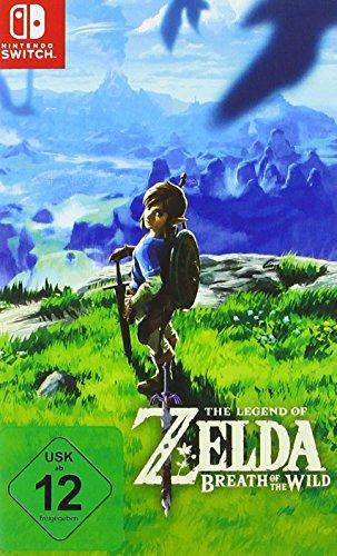 The Legend of Zelda: Breath of the Wild [Nintendo...