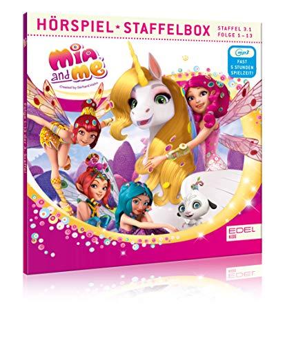Mia and me - Staffelbox 3.1 (mp3-CD) - Folge 1 - 13