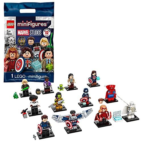 LEGO 71031 Minifiguren Marvel Studios Superhelden Bauspielzeug 1/12...