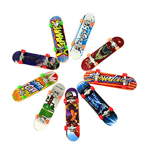 Zhiya Mini Griffbrett Skateboard Spielzeug Set Pädagogisches...