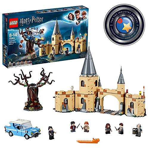 LEGO 75953 Harry Potter Die Peitschende Weide von Hogwarts, Spielzeug,...