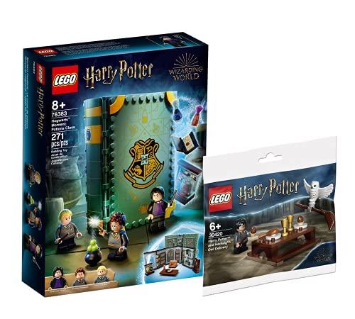 Collectix Lego Harry Potter Set - Hogwarts Moment:...