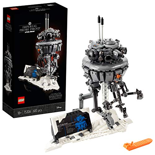 LEGO 75306 Star Wars Imperialer Suchdroide Bauset für Erwachsene,...