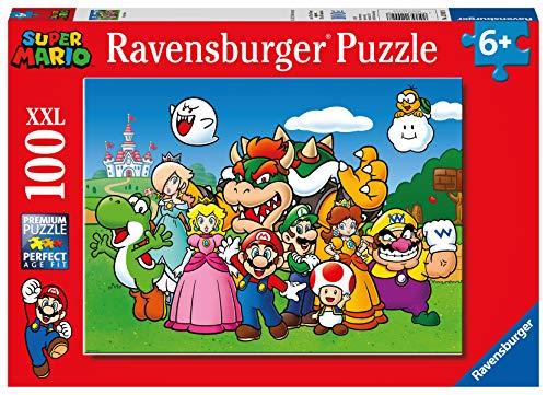 Ravensburger Kinderpuzzle - 12992 Super Mario Fun - Puzzle für Kinder...