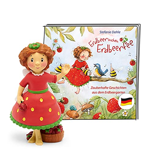 tonies Hörfigur für Toniebox, Erdbeerinchen Erdbeerfee –...