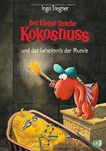 Der kleine Drache Kokosnuss und das Geheimnis der Mumie (Die Abenteuer...