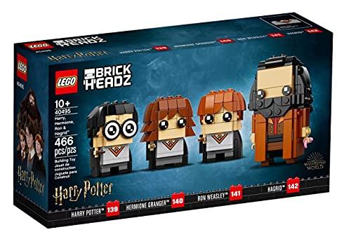 LEGO® BrickHeadz™ Harry Potter™ - Harry, Hermine, Ron & Hagrid™...