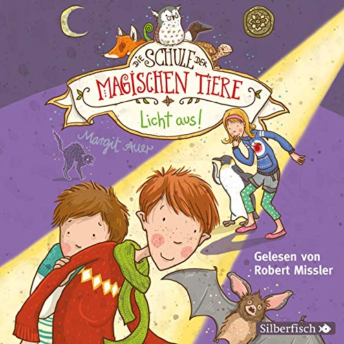 Die Schule der magischen Tiere 3: Licht aus!: 2 CDs (3)