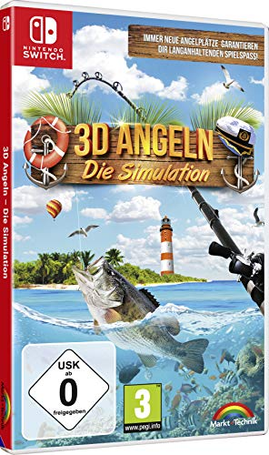 - 3D Angeln - Die Simulation - Nintendo Switch