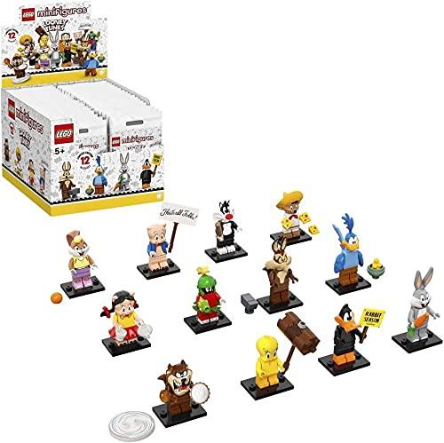LEGO Looney Tunes Serie 1 Komplett-Set mit 12 verschiedenen...