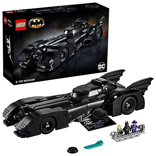 LEGO DC Super Heroes 1989 Batmobile Konstruktionsspielzeug
