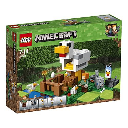 LEGO 21140 Minecraft Hühnerstall (Vom Hersteller nicht mehr verkauft)