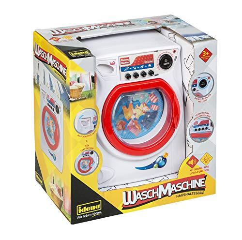 Idena 40449 - Haushaltsserie Waschmaschine mit vier Programmen und...