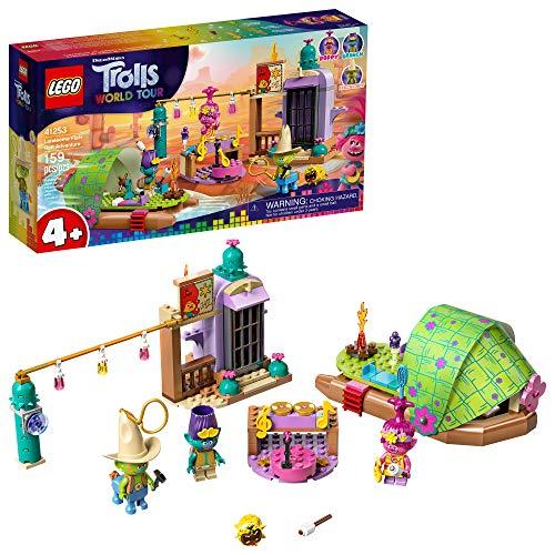LEGO Trolls World Tour 41253 - Floßabenteuer in Einsamshausen (159...