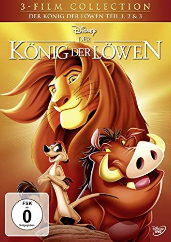 König der Löwen Filmreihe