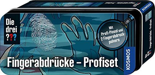 KOSMOS 632236 Die drei ??? Fingerabdrücke-Profiset, mit Profi-Pinsel...