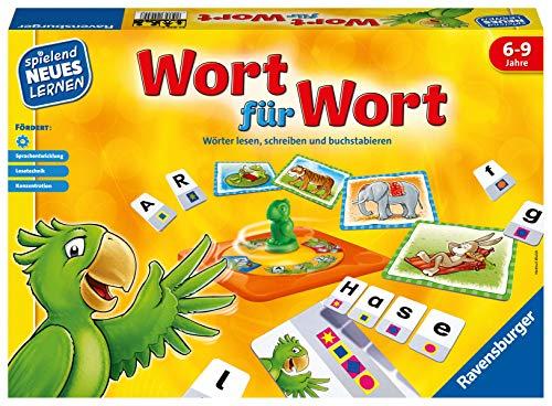 Ravensburger 24955 - Wort für Wort - Spielen und Lernen für Kinder,...