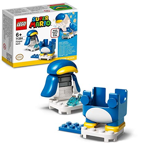 LEGO 71384 Super Mario Pinguin-Mario Anzug Power Up...