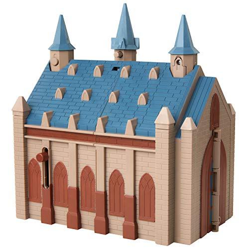Harry Potter Spielset, Hogwarts große Halle, mit 4 Spielfiguren und...