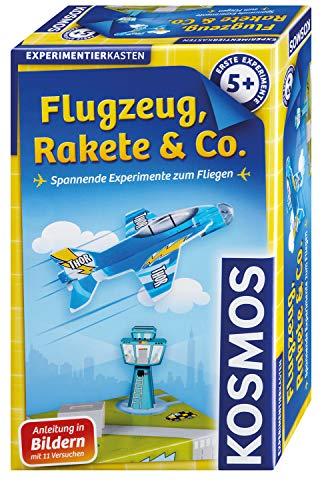 Kosmos 602420 Flugzeug, Rakete & Co, Spannende Experimente zum...