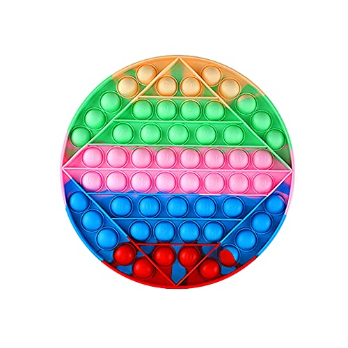 Jingmcdy Fidget Toy Sensory Antistress Spielzeug Push Pop Bubbles...