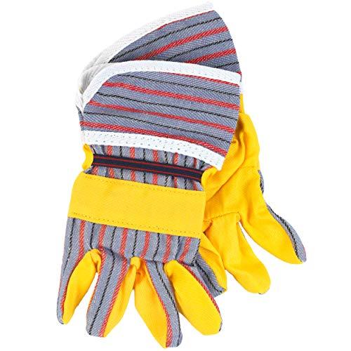 Theo Klein 8120 Bosch Arbeitshandschuhe I Hochwertige Handschuhe in...