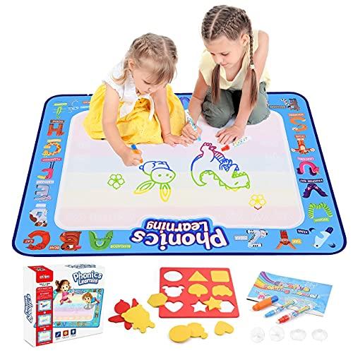 dmazing Spielzeug ab 2 3 4 5 6 Jahre Mädchen, Aqua...