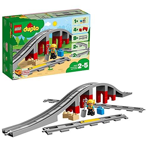 DUPLO Eisenbahn-Erweiterungsset