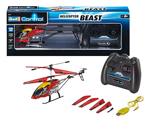 Revell Control RC Hubschrauber, ferngesteuerter Hubschrauber für...