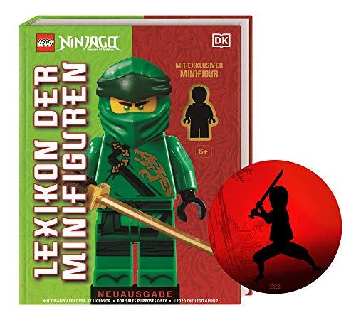LEGO NINJAGO Lexikon der Minifiguren. Neuausgabe: Mit exklusiver...