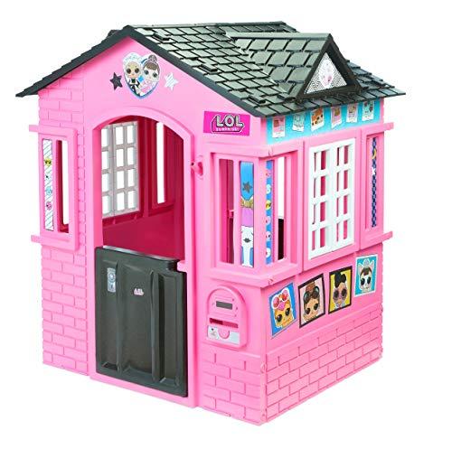 little tikes 650420M Kinder Spielhaus mit Glitzer im L.O.L. Surprise!...