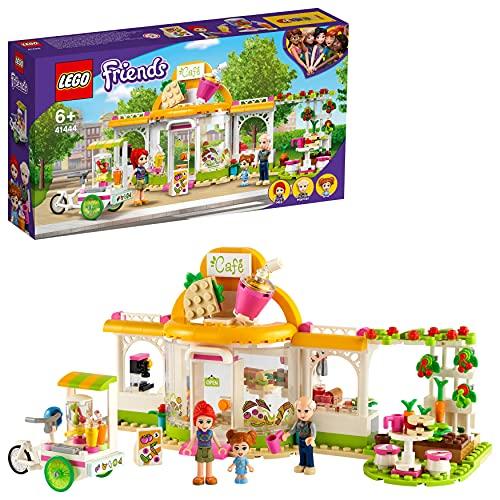 LEGO 41444 Friends Heartlake City Bio-Café Set, Restaurant Spielzeug...
