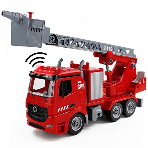 jerryvon FeuerwehrautomitSireneundLicht - GroßesMan...