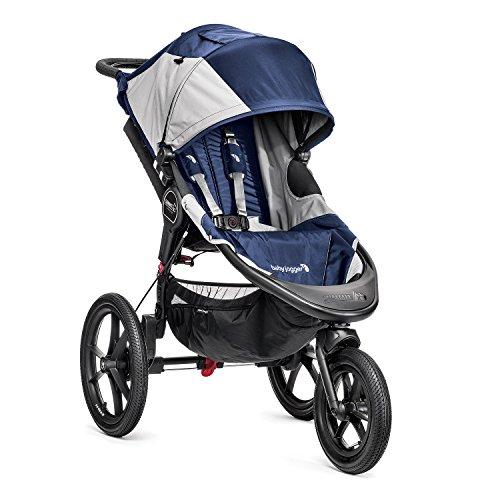 Baby Jogger Summit X3-3-Rad-Kinderwagen, Single-Modell,...