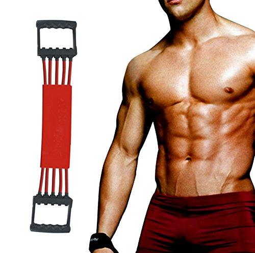 Winline Verstellbarer Chest Expander -Brust Expander - Trainingsgerät...