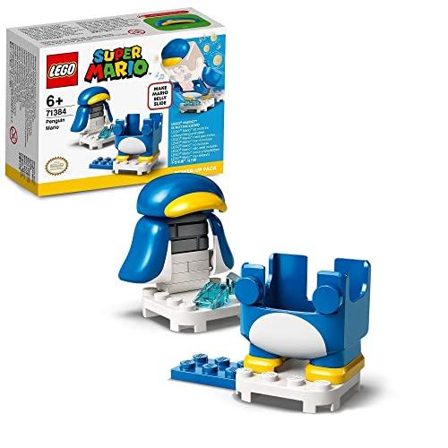 LEGO 71384 Super Mario Pinguin-Mario Anzug Power Up Pack,...