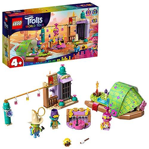 LEGO 41253 Trolls World Tour Floßabenteuer in Einsamshausen Spielset...