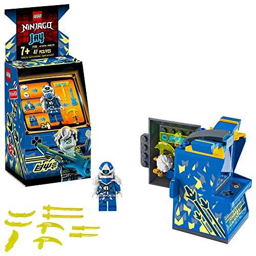 LEGO Ninjago 71715 - Jay Avatar - Arcade Pod blau - Neu 2020 (47 Teile)
