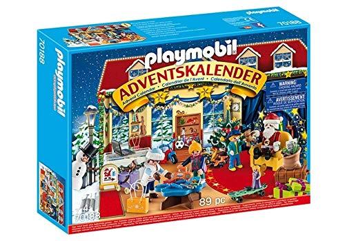 PLAYMOBIL Adventskalender 70188 Weihnachten im Spielwarengeschäft, Ab...