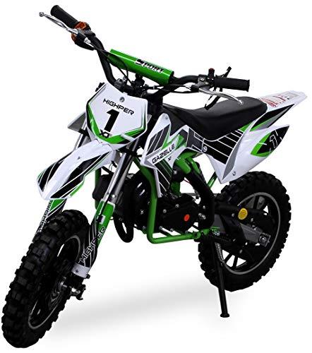 Kinder Mini Crossbike Gazelle 49 cc 2-takt inklusive Tuning Kupplung... *