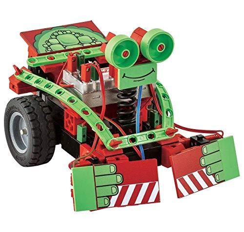 fischertechnik Mini Bots - das Roboter Spielzeug mit 5 Modellen bietet...