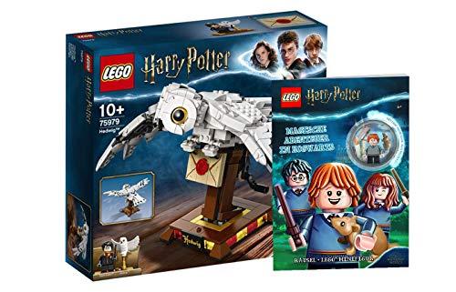 Collectix Lego Harry Potter - Set: 75979 Hedwig™ +...