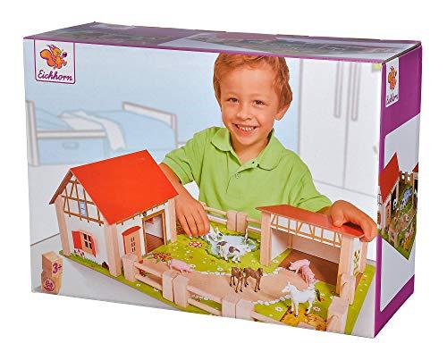 Eichhorn 100004308 - Bauernhof mit 2 Gebäuden,...