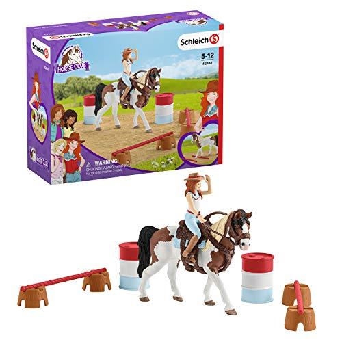 Schleich 42441 Horse Club Spielset - Horse Club Hannahs...
