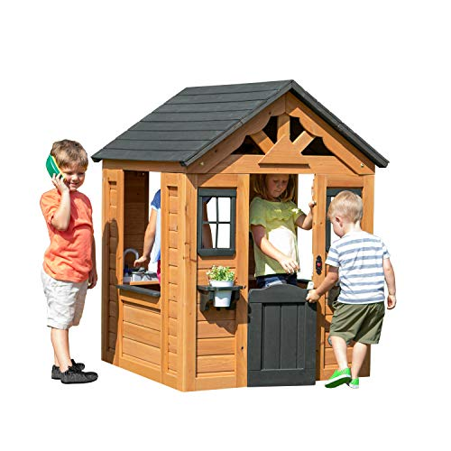 Backyard Discovery Spielhaus Sweetwater aus Holz   Outdoor...