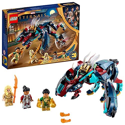 LEGO 76154 Marvel Hinterhalt des Deviants! Spielzeug aus dem Marvel...