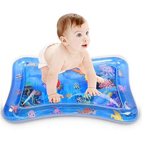 Wassermatte Baby Wasserspielmatte Stimulieren Sie das Wachstum Ihres...