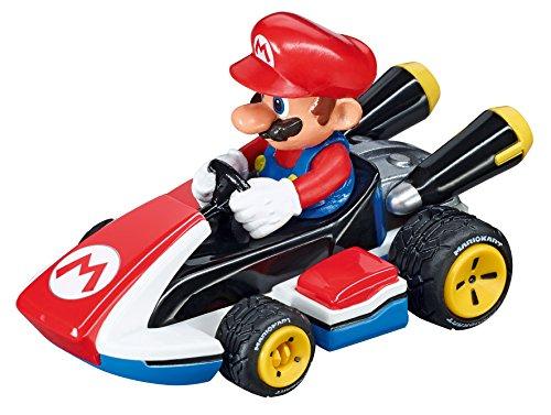 Carrera 20064033 Go!!! Nintendo Mario Kart 8 Rennauto für alle...