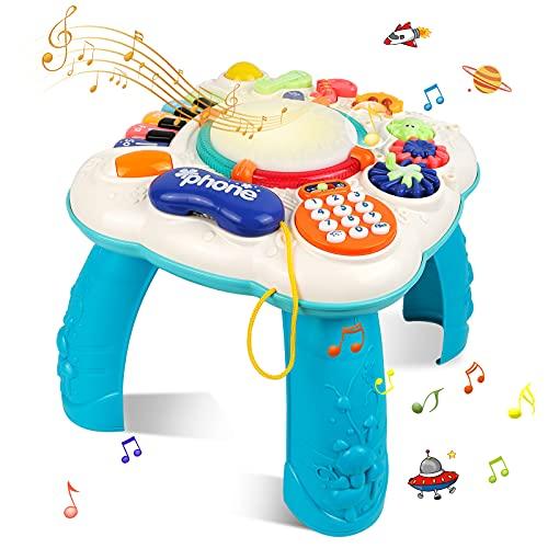 STOTOY Baby Musical Lernspaß Spieltisch,Musikalische...