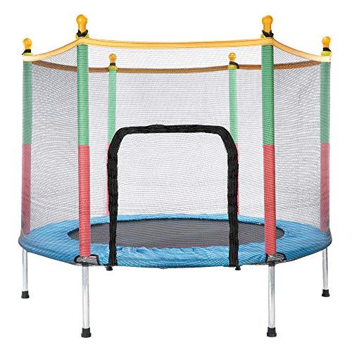 Generisc BNB Products Kinder Trampolin Blau, Indoor/Outdoor, Durchm....